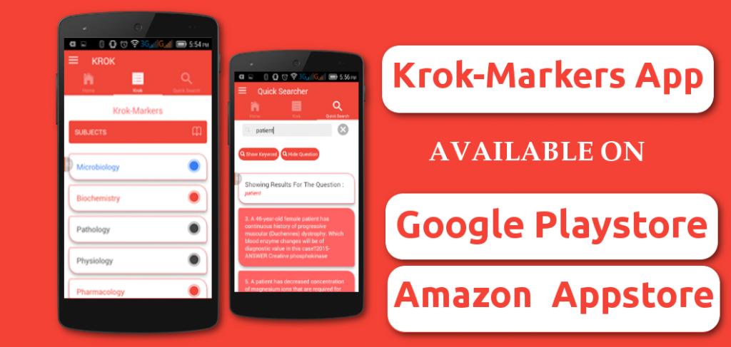 KrokMarkersOnPlaystore