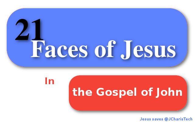 21 Face of Jesus in the Gospel