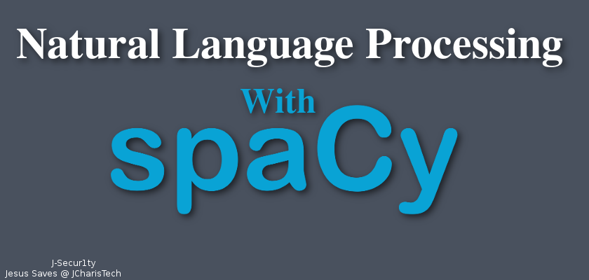 Nlp With SpaCy