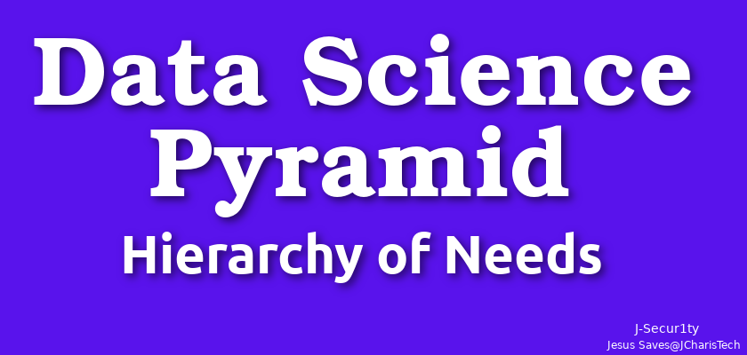 data science pyramid
