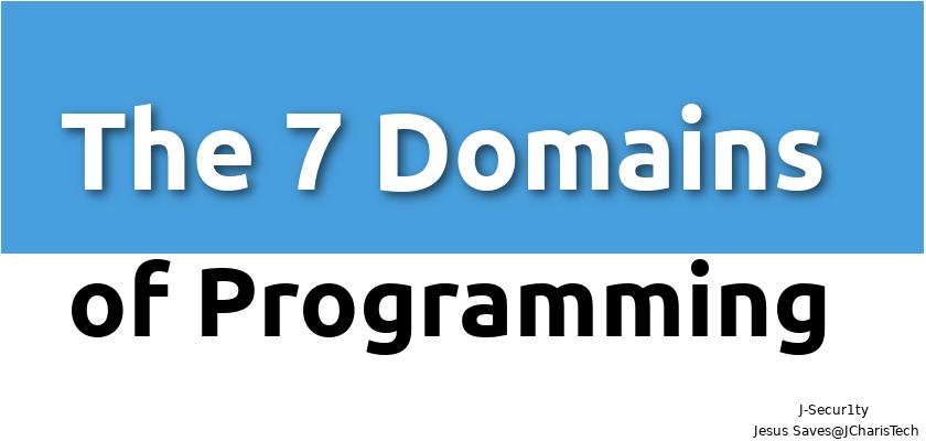 7 D's of Programming
