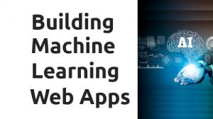 building ML web apps