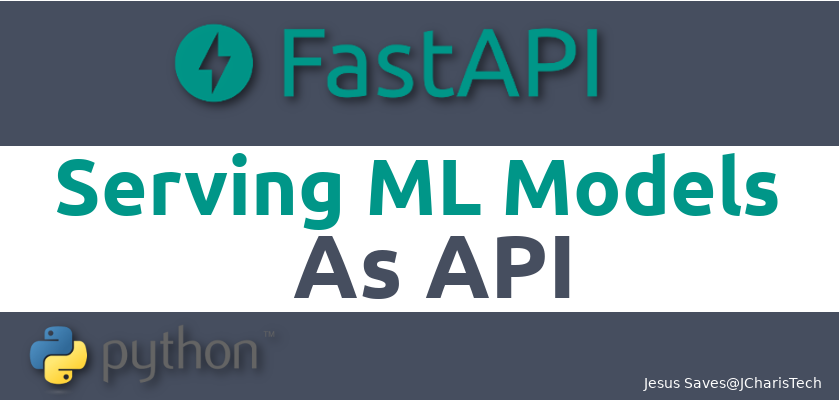 serving ml models as api