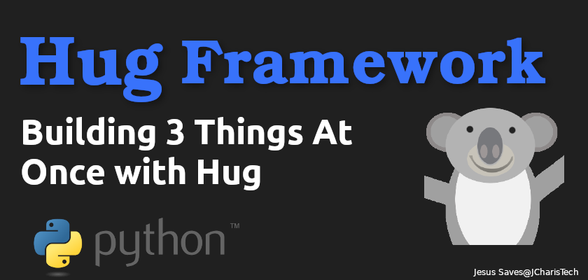 hugframeworkpython