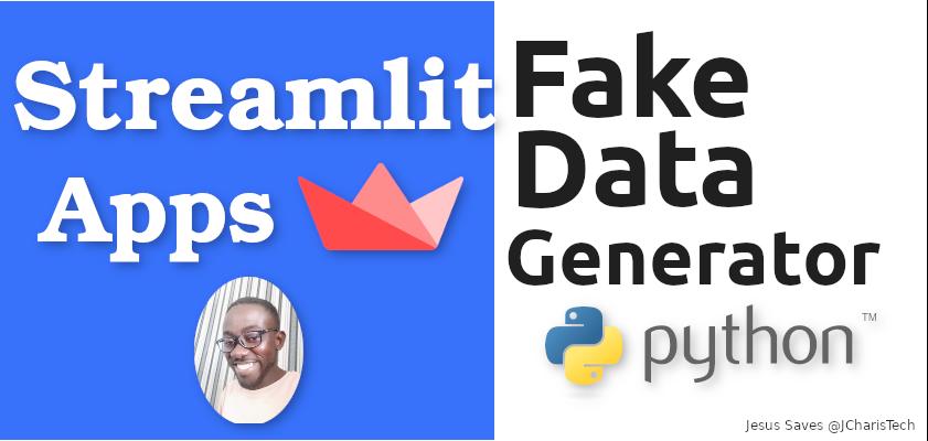 fake data generator app