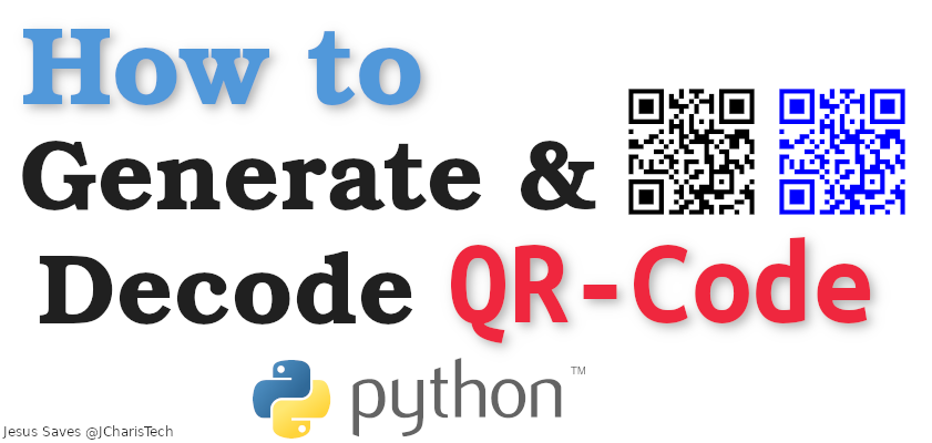 how to generate qrcode in python